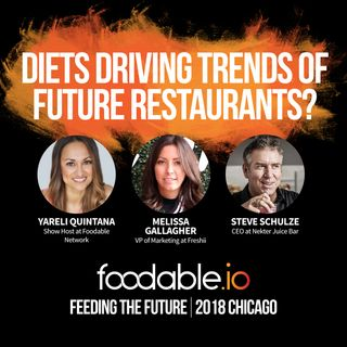 04. Diets Driving Trends of Future Restaurants