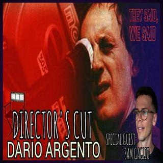 Director's Cut E26- Dario Argento