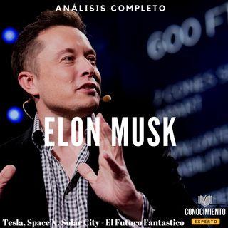 014 - Elon Musk - Tesla, Space X y la Conquista de un Futuro Fantástico