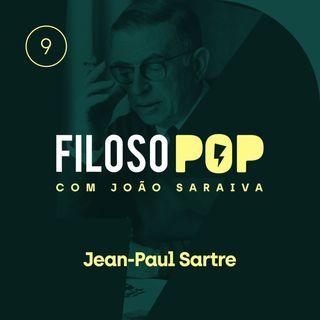 FilosoPOP 009 - Jean-Paul Sartre