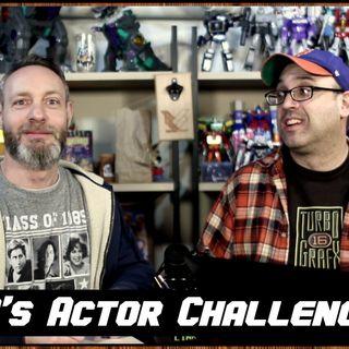 80's Actor Challenge