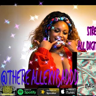Lexy Baddd Bag Account WMIH Radio Indie Spins Feature