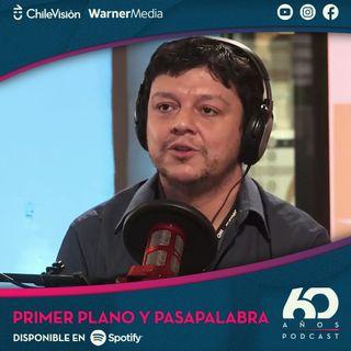 Primer Plano y Pasapalabra con Carlos Valencia