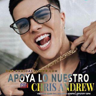 Apoya Lo Nuestro | Chris Andrew & Aisha Rodríguez