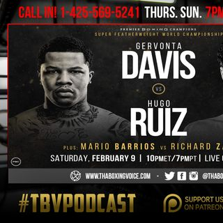☎️Gervonta Davis Back in Action Jose Ramirez vs Jose Zepeda & More🥊