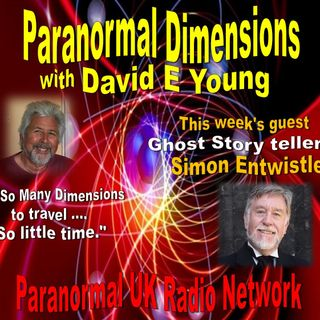 Paranormal Dimensions - Simon Entwistle