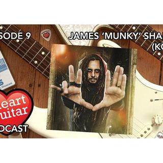 James 'Munky' Shaffer (Korn)