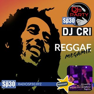 #djsparty - Reggae Megamix - ST.3 EP.01