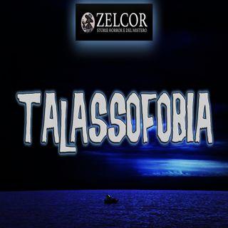 Audiolibro TALASSOFOBIA (storia horror)
