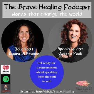 Speaking from The Soul to Sell with Odette Peek
