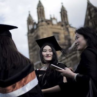 CHINA | S05 05 - Chinese students: Commodity or opportunity?