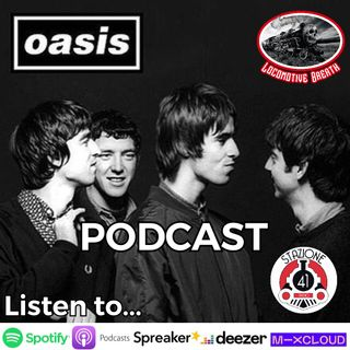 Locomotive Breath OASIS