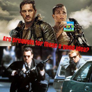 Are the Heat & Fury Road Prequels A Good Idea?