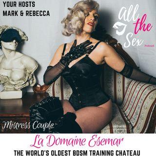 BDSM- Mistress Couple / La Domaine Esemar