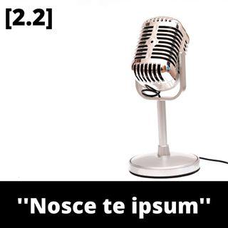 """Nosce te ipsum""  [2.2]  #birkisiyedokun"