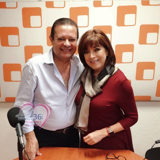 Acompáñanos a recordar en su aniversario luctuoso a Celia Cruz con Armando Alberto León