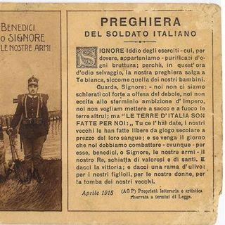 Italia ascolta il Piave 14 luglio
