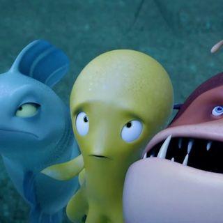 """Di che cosa parla il film """"Deep. Un'avventura in fondo al mare""""?"""