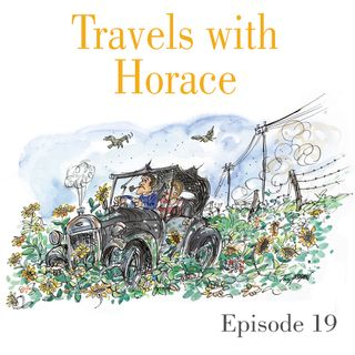 Ep.19 Travels with Horace