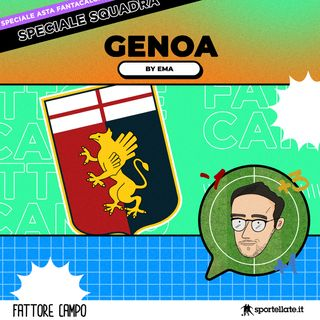Guida Asta Fantacalcio! Genoa by Ema