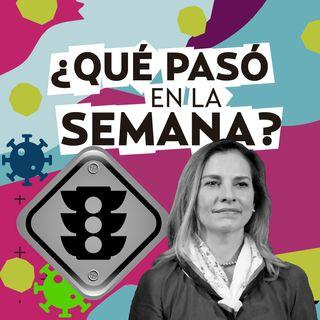 Resumen semanal de noticias: Polémico tuit de Beatriz Gutiérrez y todo sobre COVID-19