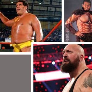 Tallest Wrestlers to Ever Step in the Squared Circle