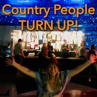Country People Turn UP!!!