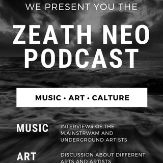 The Zeath Neo Podcast Episode 1 - Talking with Wiz Lone (owner of Tillamooka hndwar)