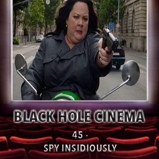 045 - Spy Insidiously