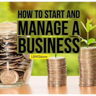 How to start and manage a business with Jarie Bolander