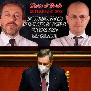 La replica di Draghi alla Camera