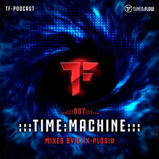 TIME-MACHINE_007_(Mixed by DJ X-PLOSIV)