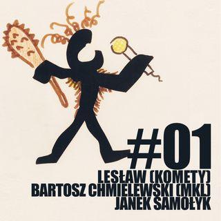 #1 Ten z Lesławem - hersztem bandy