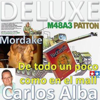 Deluxe - Claudio, Patton, Mordake (DJ Jorge Luis)