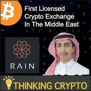 Interview: Abdullah Almoaiqel Rain Crypto Exchange - Retail, Institutional, Custody & Crypto Trading Middle East