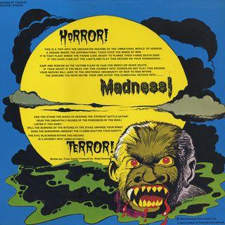 HALLOWEEN RECORD HORROR HAUNT REMIX