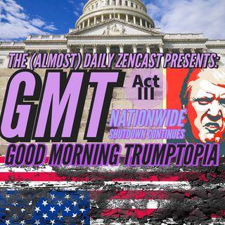 Trumptopia Shutdown Extended