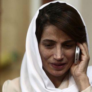La storia di Nasrin Sotoudeh, l'avvocata iraniana condannata a 33 anni di carcere e 148 frustate