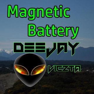 magnetic battery - VicZta
