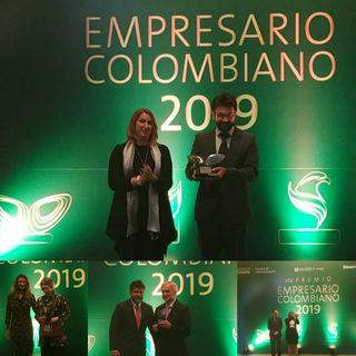 Así fue la noche de los mejores, Premio Empresario Colombiano del año 2019