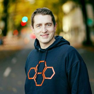 Founder Gabriel Paul Jackson talk about his incredible App United Hive
