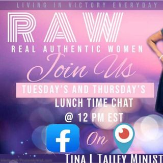 """RAW"" Real Authentic Women!"