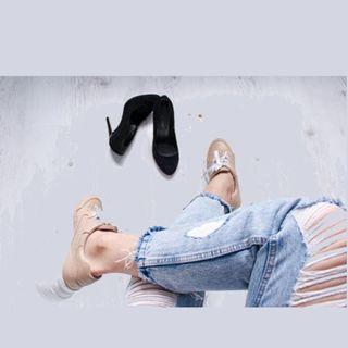 Quando un paio di scarpe fashion non basta ad evitare passi falsi