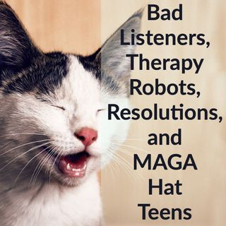 Bad Listeners, Therapy Robots, and Resolutions