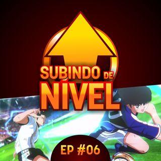 Subindo de NÍvel - animes de esporte - EP06
