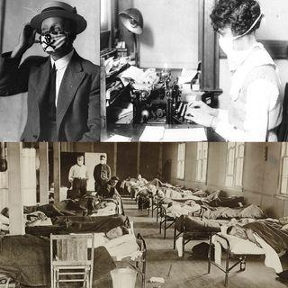 Ep. 332 - Spirits of the Spanish Flu