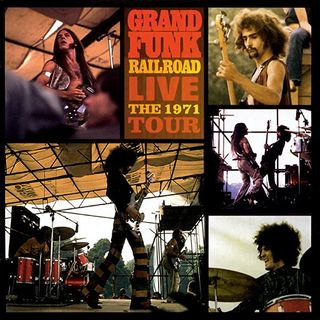 ESPECIAL GRAND FUNK RAILROAD LIVE THE 1971 TOUR #GrandFunkRailroad #classicrock #hardrock #stayhome #dcfandome #batman #superman #flash #twd