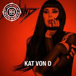 Interview with Kat Von D