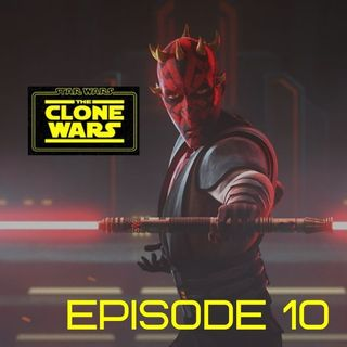 "Star Wars Clone Wars Season 7 Episode 10 ""The Phantom Apprentice"" Breakdown 