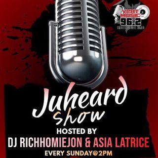 JU HEARD RADIO SHOW
